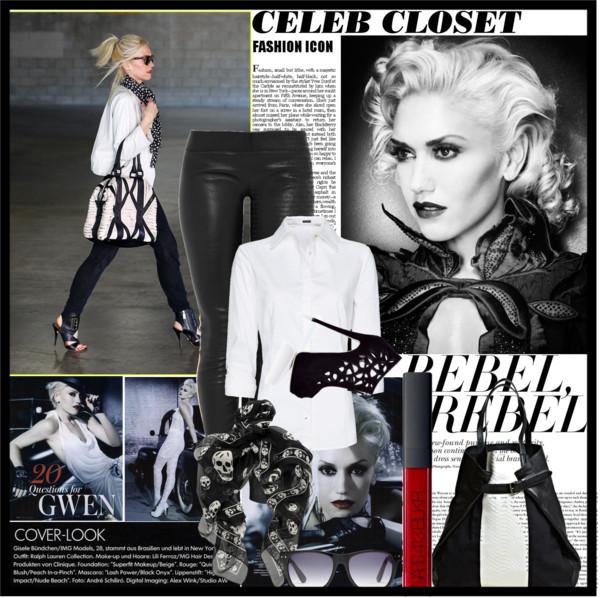 Celebrity Look – Gwen Stefani - Celebrity Look – Gwen Stefani