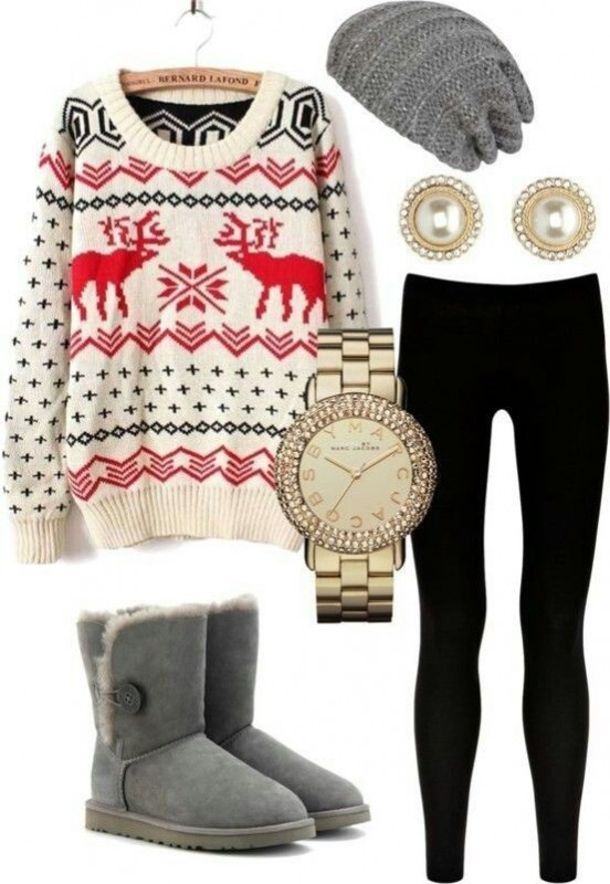 6 Casual Christmas outfit ideas - larisoltd.com