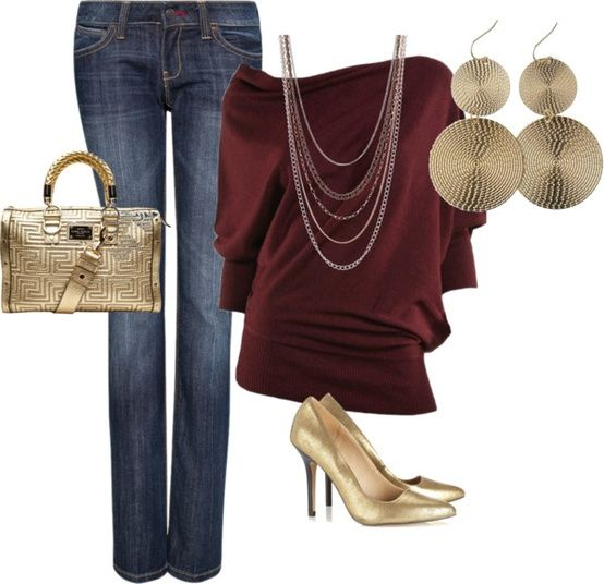 5-casual-christmas-party-outfits3 - 5 Casual Christmas Party Outfits - Page 3 Of 5 - Larisoltd.com