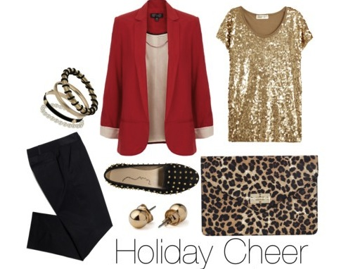 - 8 Outfit Ideas For Casual Christmas Party - Larisoltd.com