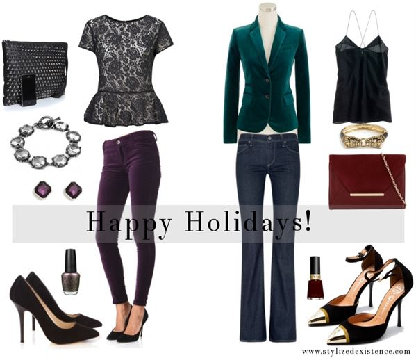 8 Outfit Ideas For Casual Christmas Party Larisoltd Com
