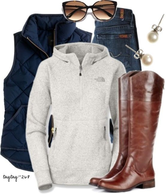 7 cute casual winter outfit ideas - Page 3 of 7 - larisoltd.com