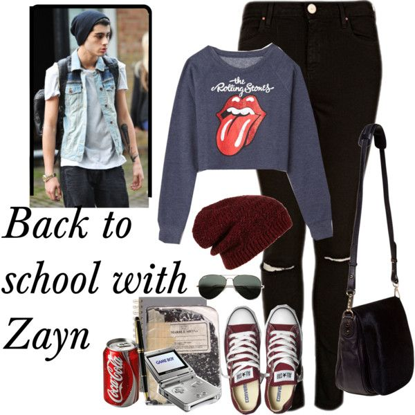 6 cool outfits for school - spring edition! - Page 4 of 6 - larisoltd.com