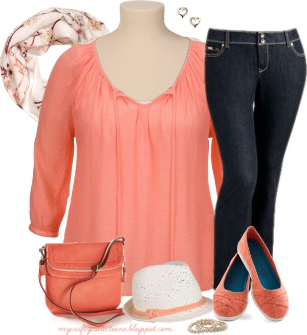7 casual spring plus size fashion ideas