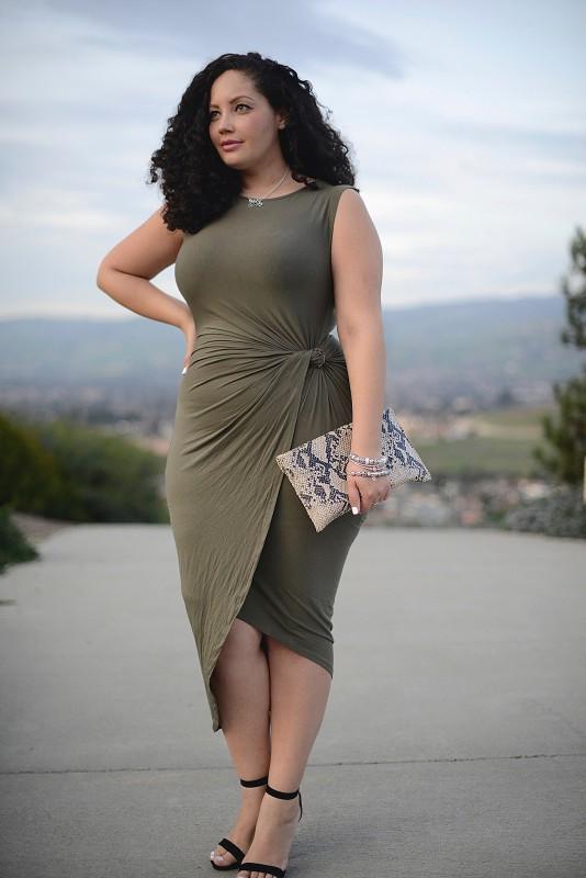 7 feminine plus size dresses for spring - larisoltd.com