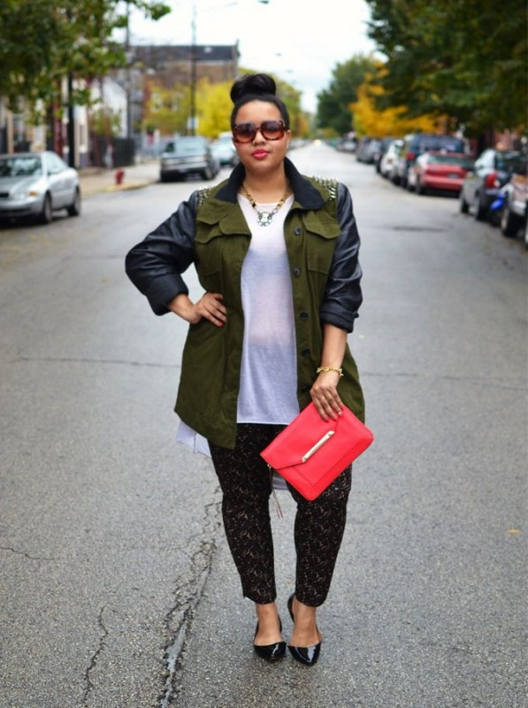 7 Cute Plus Size Fall Outfits That You Can Wear Every Day Page 3