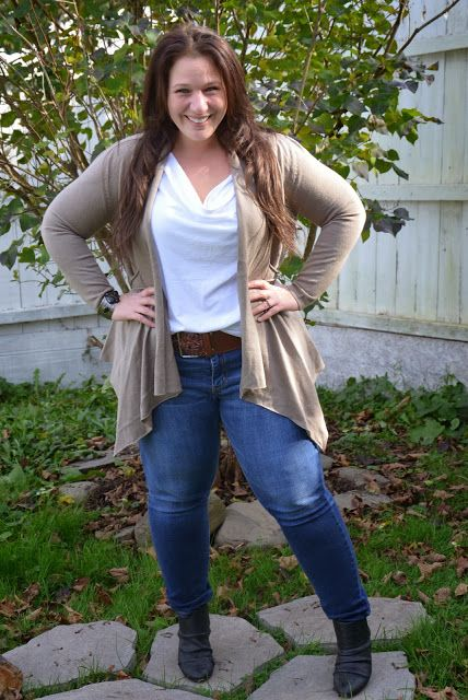 7 cute plus size fall outfits that you can wear every day ...