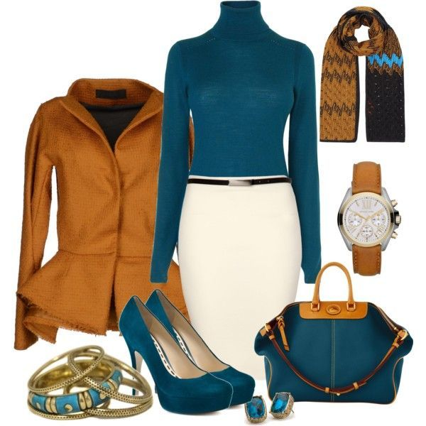 9 Elegant Winter Work Outfits With Skirts - Page 6 Of 9 - Larisoltd.com