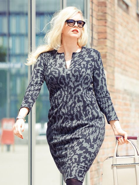 5 plus size animal print dresses that you will love - Page 2 ...