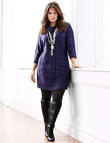 Plus Size Sweater Dresses With Boots Insaatmcpgroupco