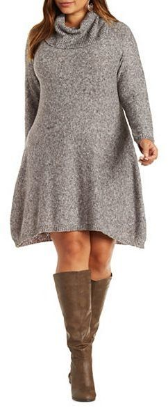 5 ways to wear a plus size sweater dress for Can i wear a sweater dress to a wedding