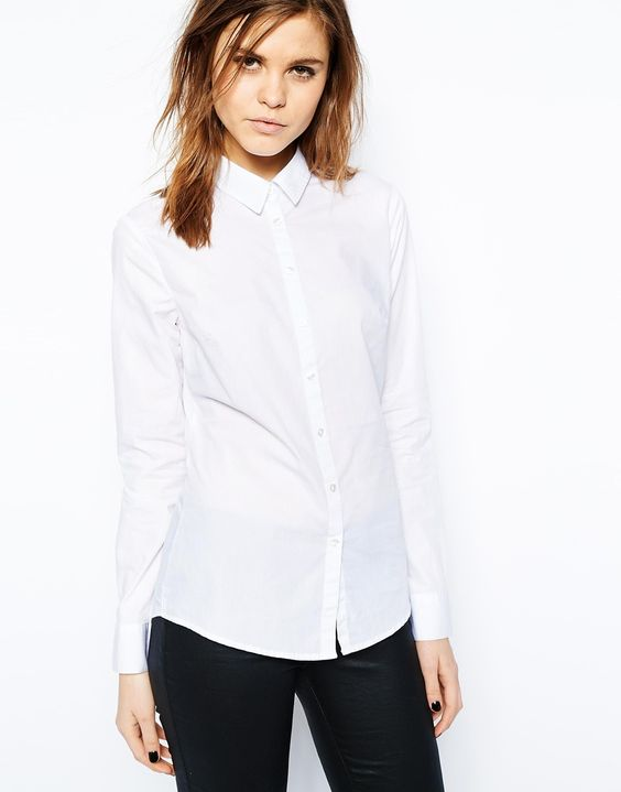 5 sources to get white women's work shirts online - larisoltd.com