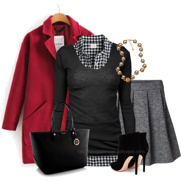 6 timeless winter outfits for style at work