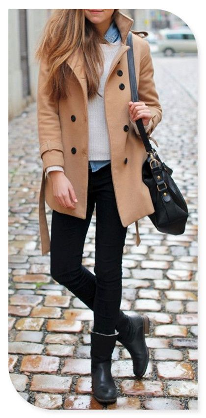 9 cute casual winter outfits with layers that you will want