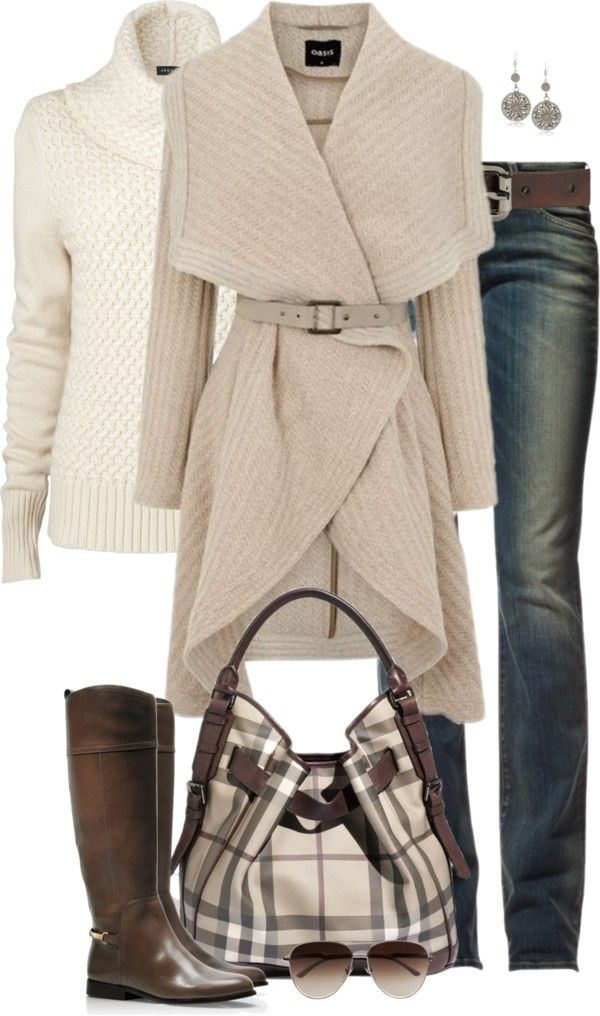 9 Cute Casual Winter Outfits With Layers That You Will