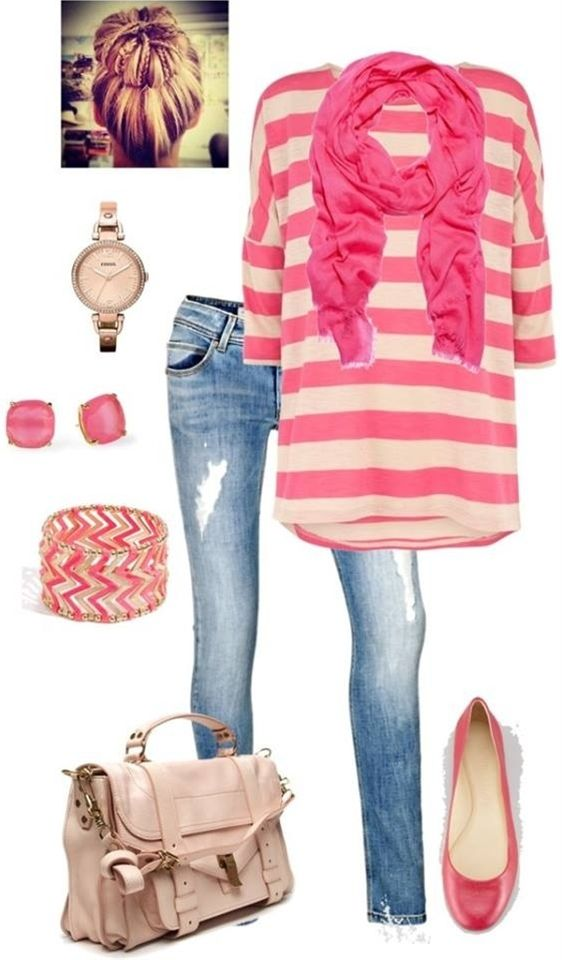 2e3d633d8bf 7 cute casual spring outfits to copy right now - Page 5 of 7 ...