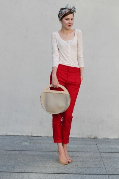 6 Stylish Ways To Wear Spring Cigarette Pants - Page 4 Of 6 - Larisoltd.com