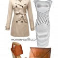 7 all day outfits with a classic trench coat 5 1 120x120 - 7 all day outfits with a classic trench coat