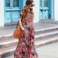 maxi boho dresses spring style 5 120x120 - 7 beautiful maxi dresses for spring style