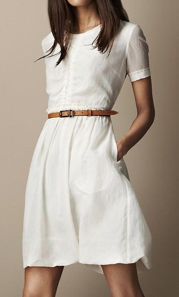 5 college school outfit white dress 2 - 5 college or school outfit with a white dress