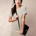 5 striped dresses can wear college outfits 1 120x120 - 5 striped dresses that you can wear in college outfits