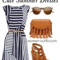 7 ways to wear cute summer dresses for women 1 120x120 - 7 cute summer dresses for women outfit ideas