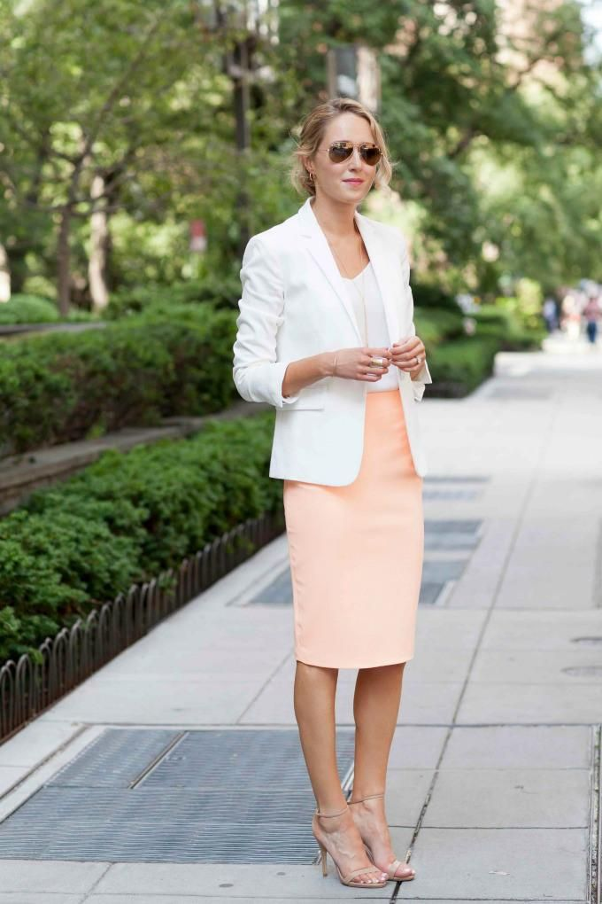 72b0d4305b22 what to wear to work in the summer 15 best outfits - larisoltd.com