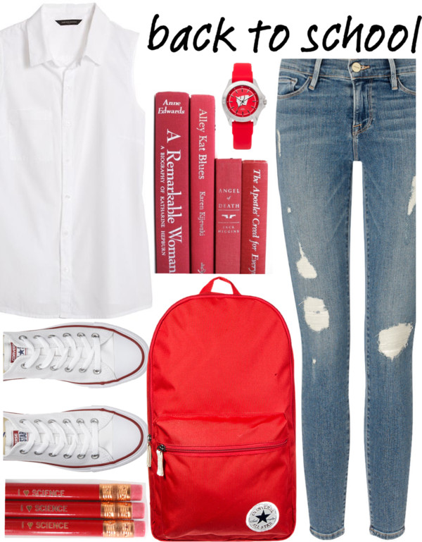 back to school outfits with jeans - 19 back to school outfits with jeans