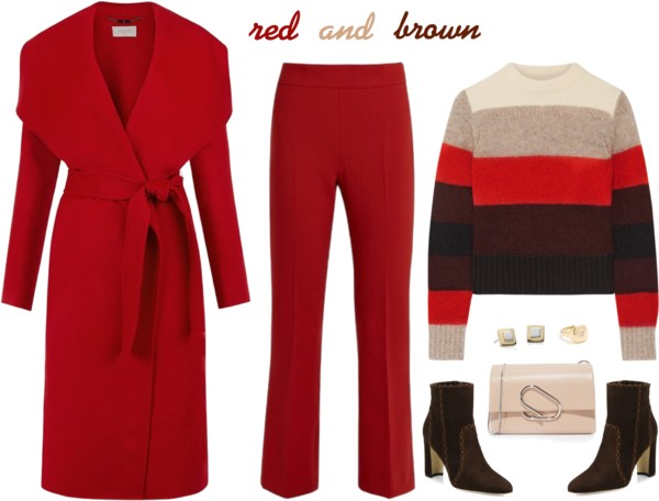 how to wear a rd coat in winter 1 - How to wear a red coat in winter 11 best outfits