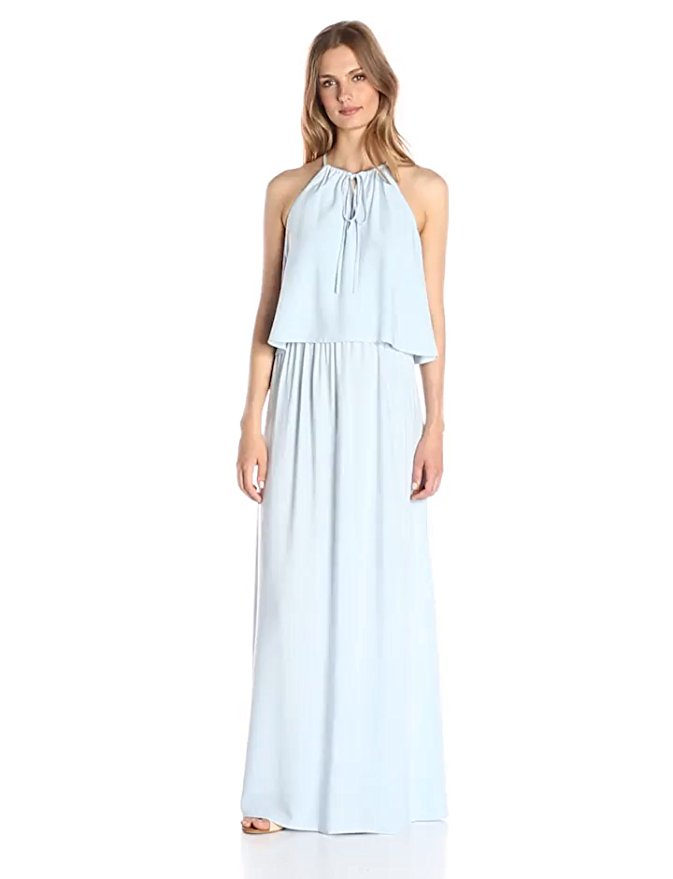 7 maxi pastel dresses wear look amazing - 7 maxi pastel dresses to wear in look amazing