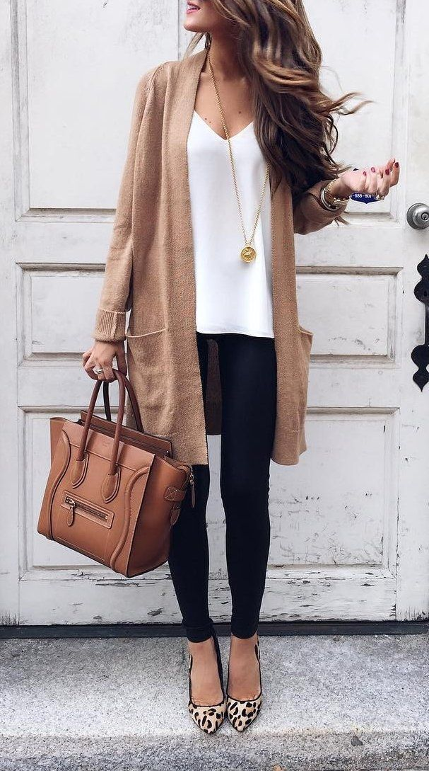 15 cute fall casual work outfits to try - larisoltd.com