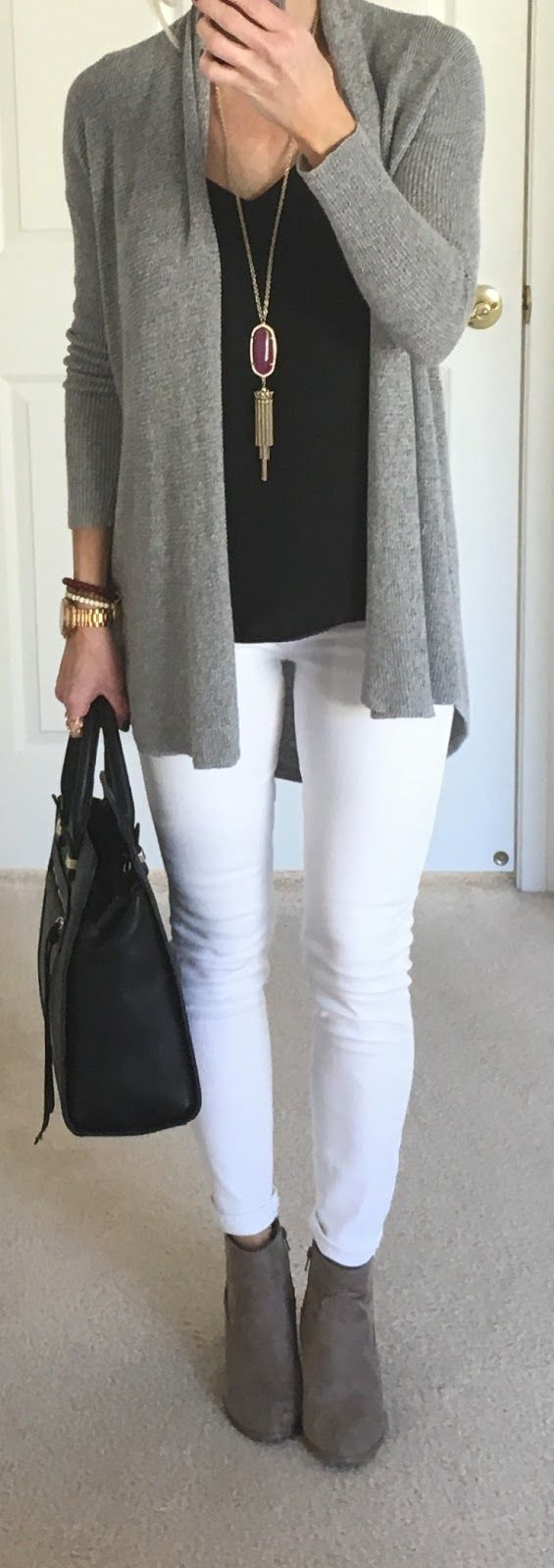 15 cute fall casual work outfits try 4 - 15 cute fall casual work outfits to try